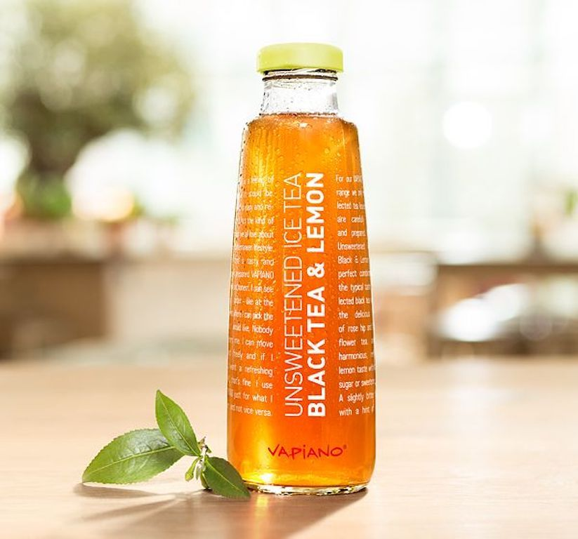Vapiano Unsweetened Ice Tea